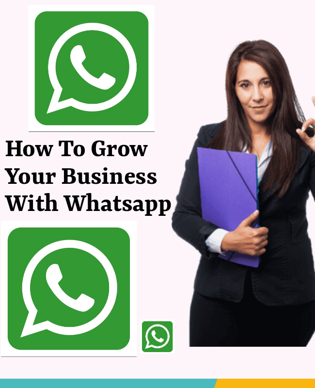 Growing your business with Whatsapp