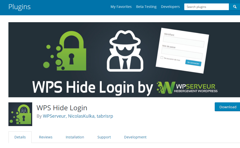 Hide Wp-Login and Wp-Admin Pages